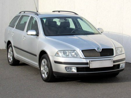 Škoda Octavia II, 2006