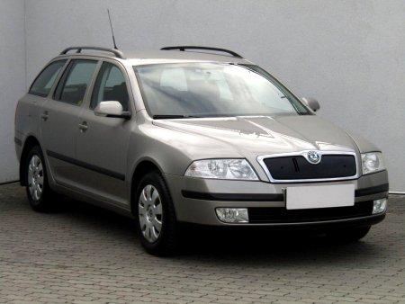 Škoda Octavia II, 2004