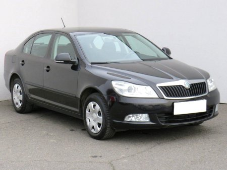 Škoda Octavia II, 2011