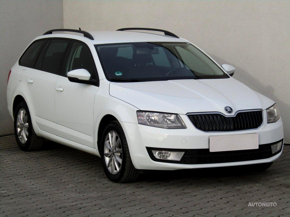 Škoda Octavia III, 2015 - celkový pohled