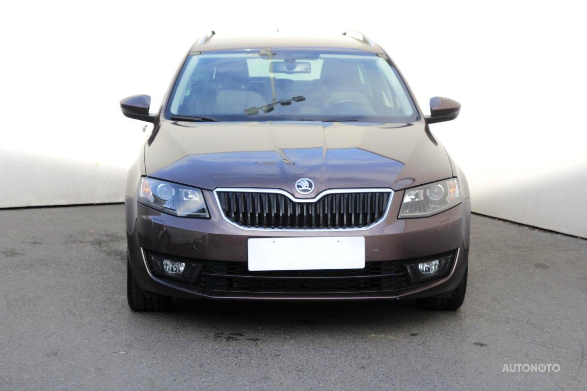 Škoda Octavia III, 2015 - pohled č. 2