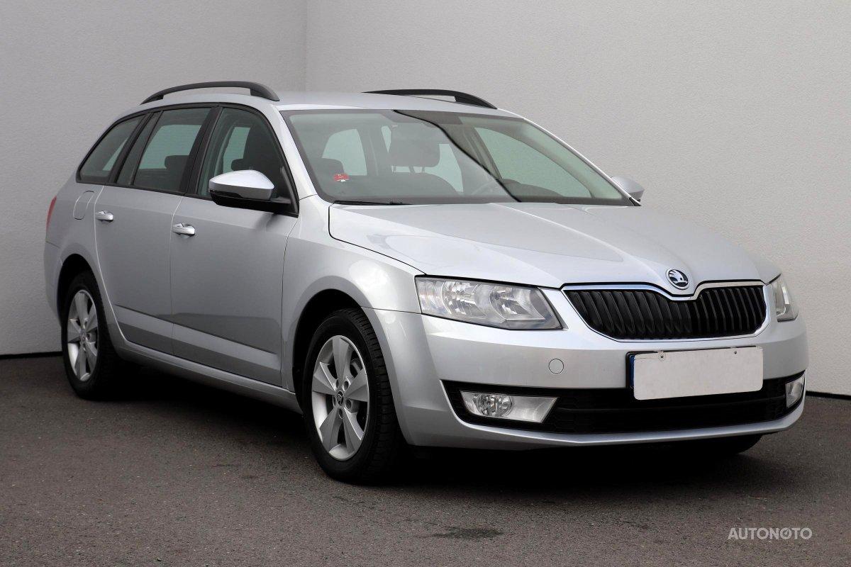 Škoda Octavia III, 2014 - celkový pohled