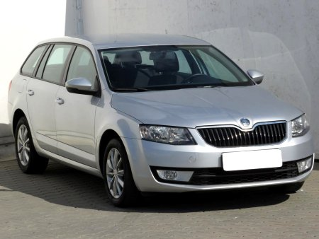 Škoda Octavia III, 2014