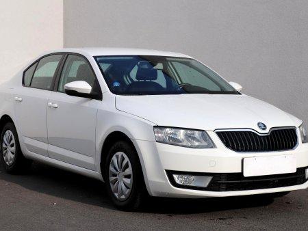Škoda Octavia III, 2012