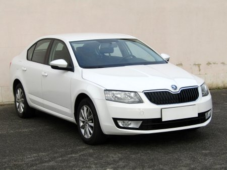 Škoda Octavia III, 2013