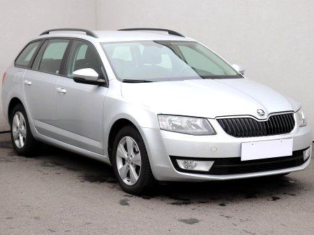 Škoda Octavia III, 2015