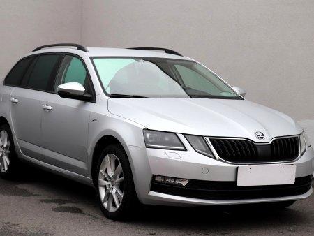 Škoda Octavia III, 2017