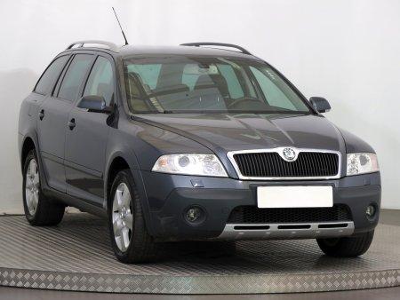 Škoda Octavia Scout, 2008