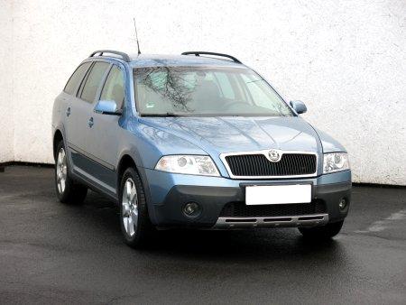 Škoda Octavia Scout, 2009