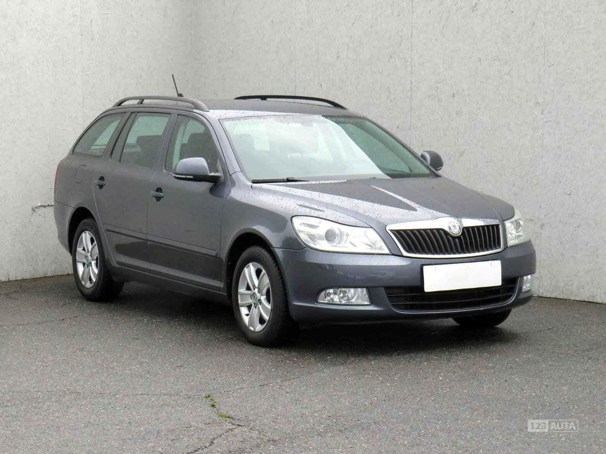 Škoda Octavia, 2012 - celkový pohled