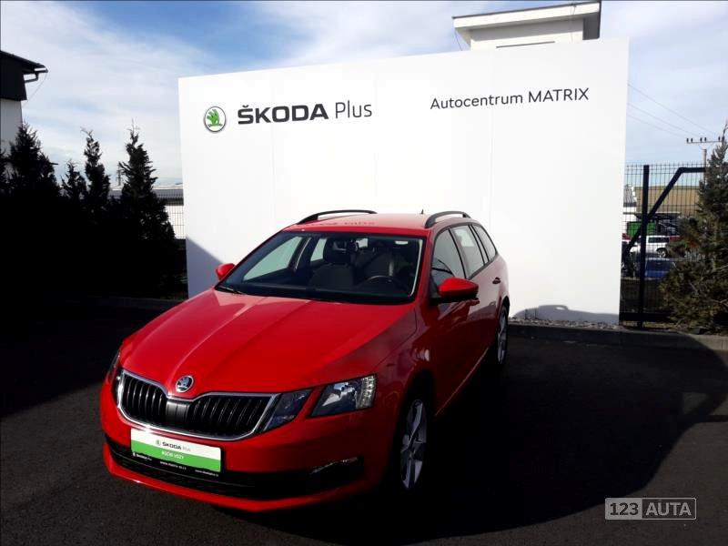 Škoda Octavia, 2017 - pohled č. 1