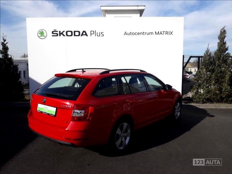 Škoda Octavia, 2017 - pohled č. 2