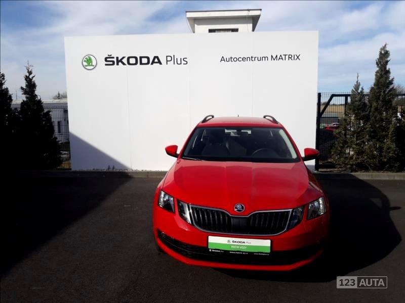 Škoda Octavia, 2017 - pohled č. 4