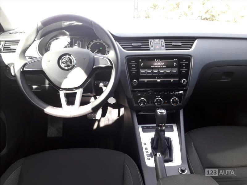 Škoda Octavia, 2017 - pohled č. 5