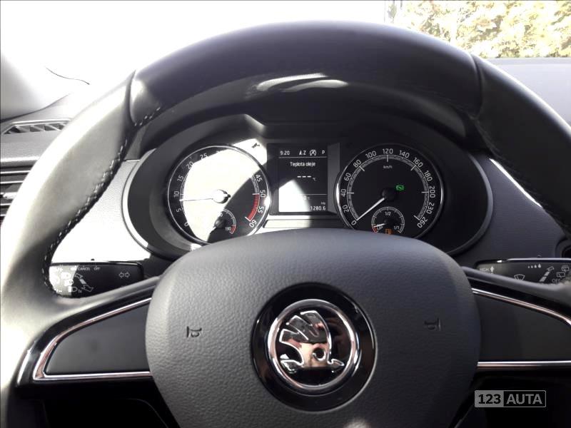 Škoda Octavia, 2017 - pohled č. 8
