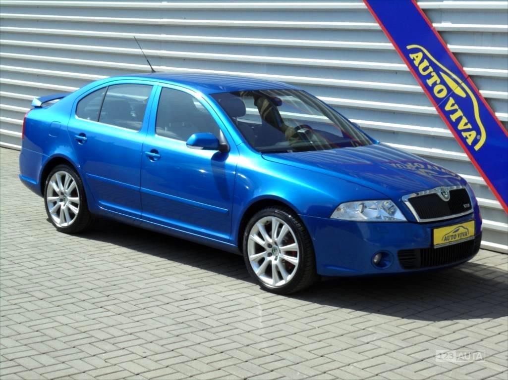 Škoda Octavia, 2008 - pohled č. 1