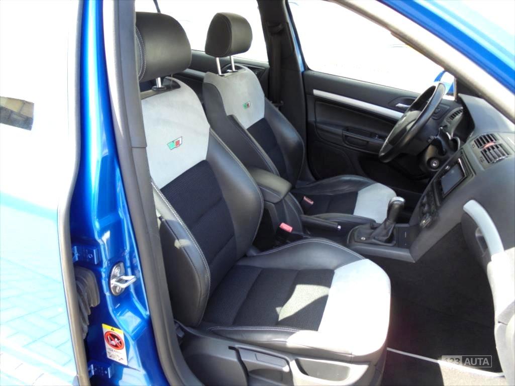 Škoda Octavia, 2008 - pohled č. 10