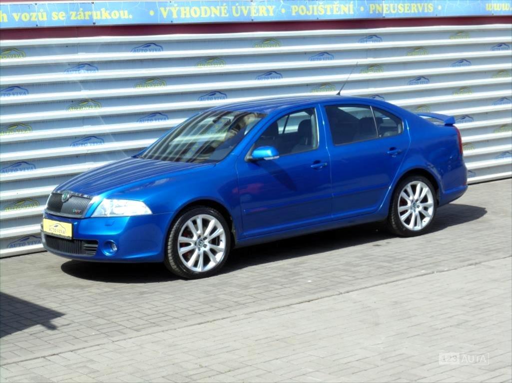 Škoda Octavia, 2008 - pohled č. 2