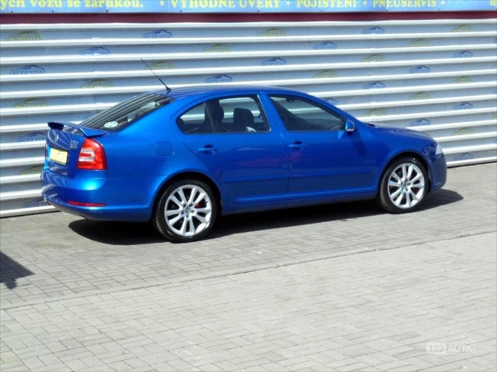 Škoda Octavia, 2008 - pohled č. 5