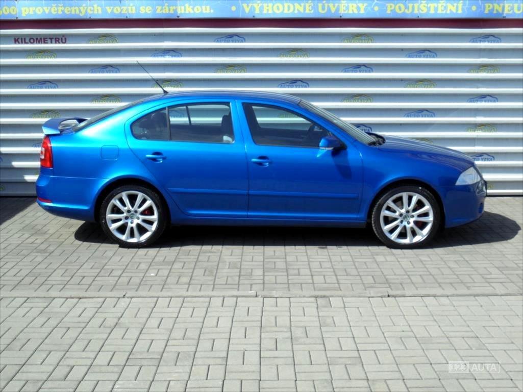 Škoda Octavia, 2008 - pohled č. 6