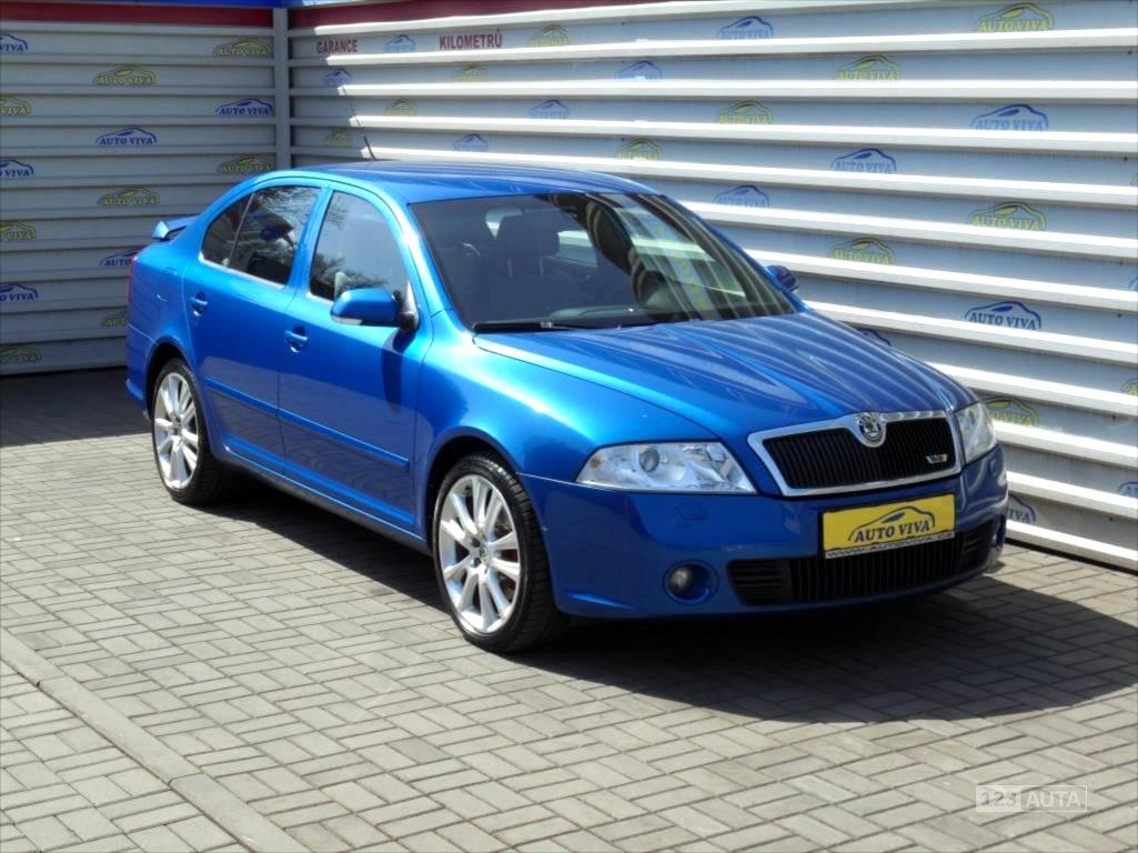 Škoda Octavia, 2008 - pohled č. 7