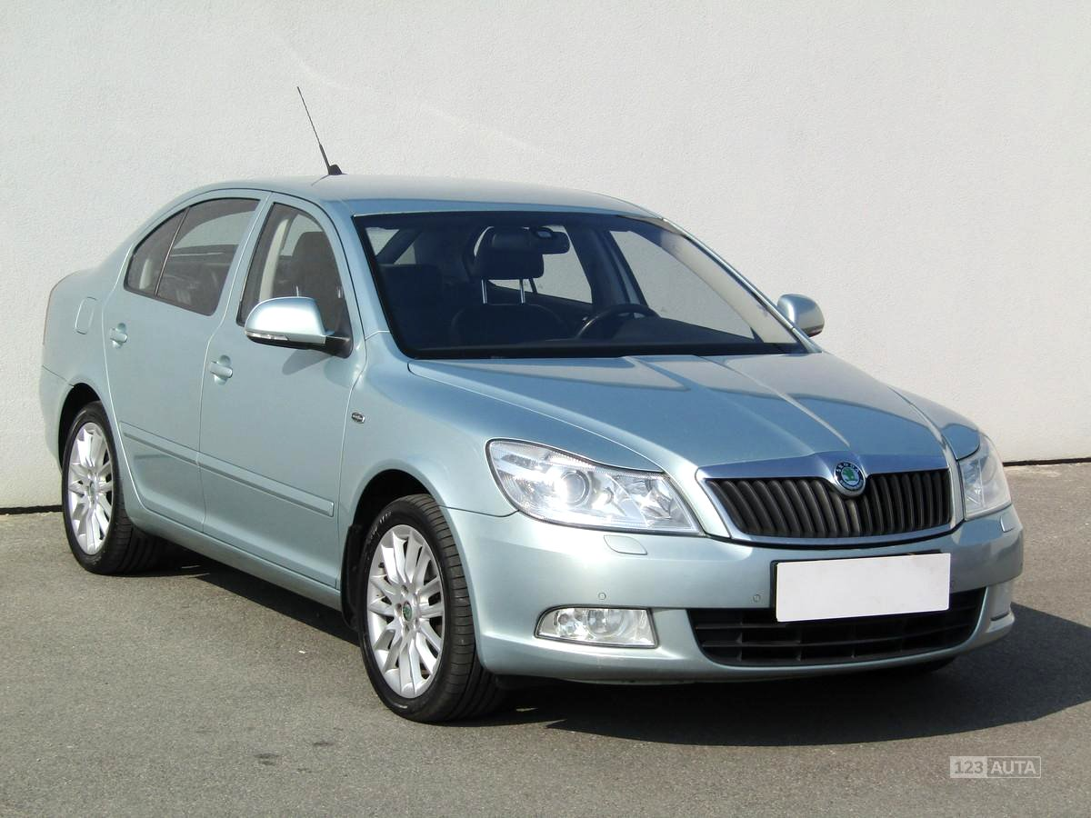 Škoda Octavia, 2009 - celkový pohled