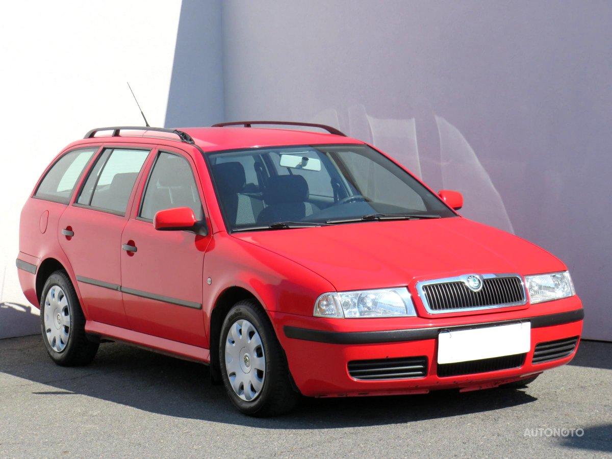 Škoda Octavia, 2001 - celkový pohled