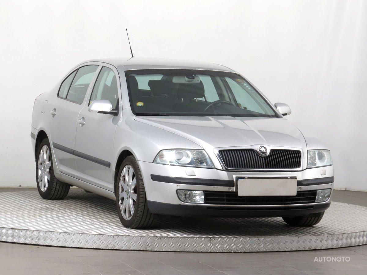 Škoda Octavia, 2005 - celkový pohled