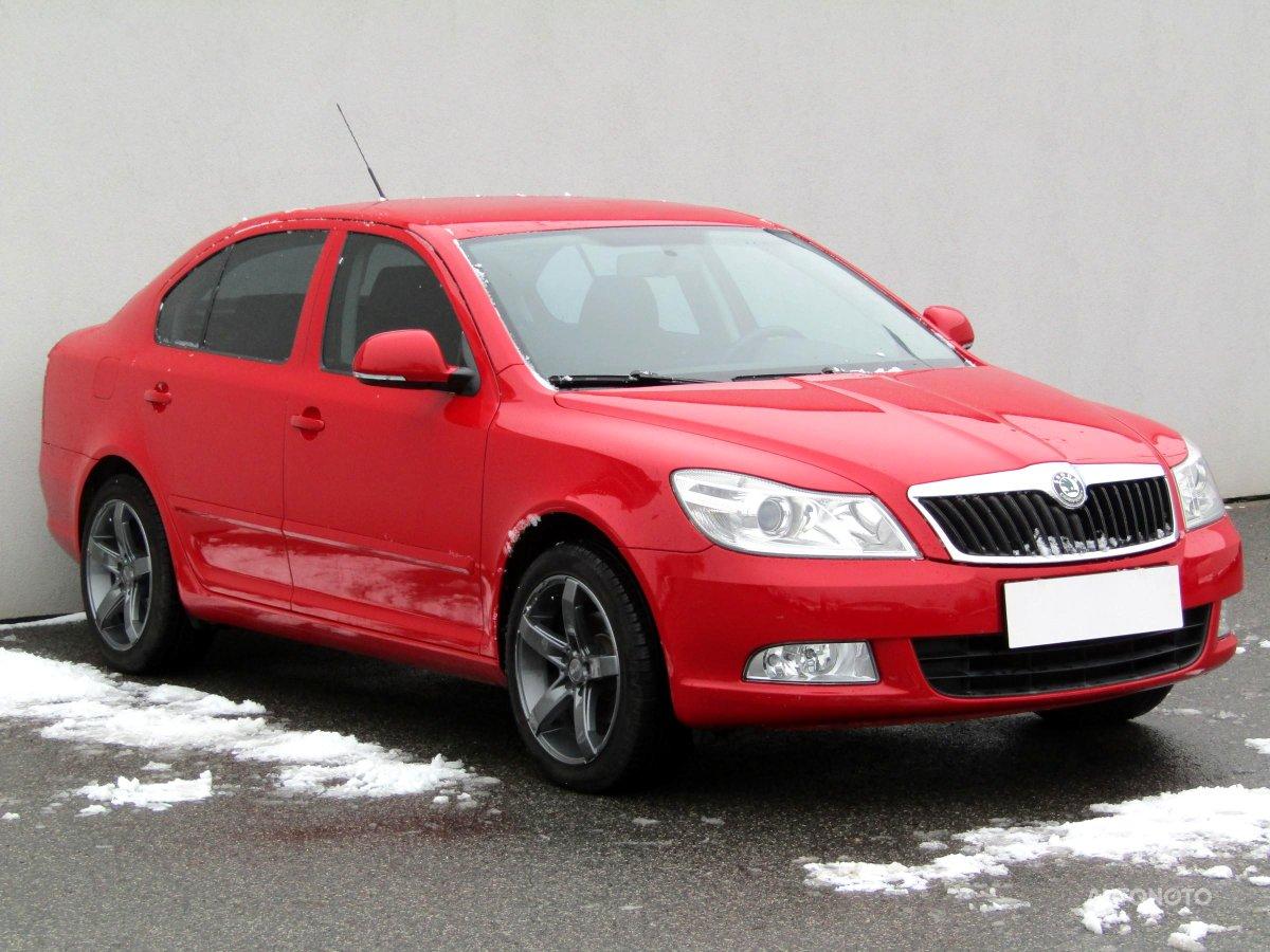 Škoda Octavia, 2009 - pohled č. 1