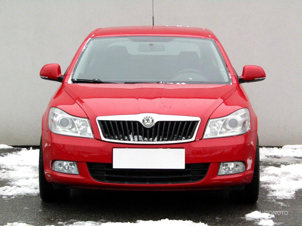 Škoda Octavia, 2009 - pohled č. 2