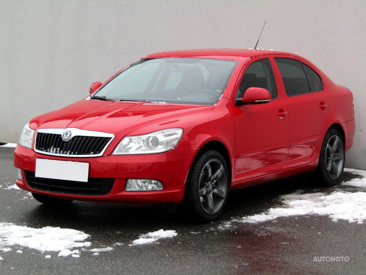 Škoda Octavia, 2009 - pohled č. 3