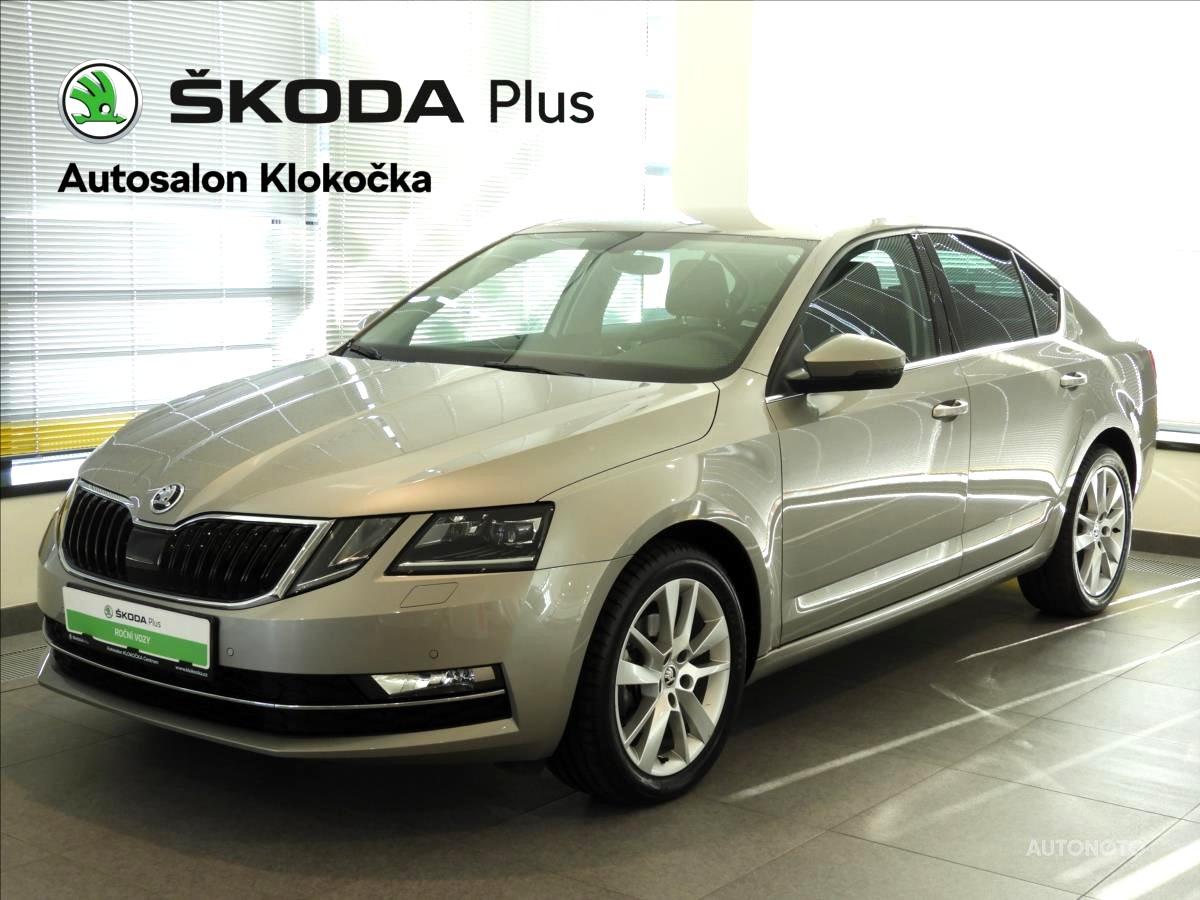 Škoda Octavia, 2018 - celkový pohled