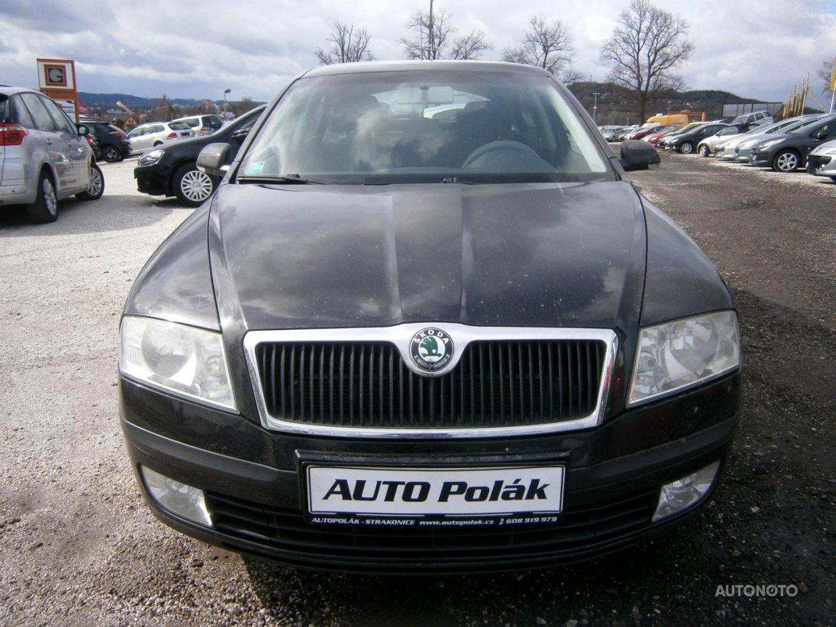 Škoda Octavia, 2007 - celkový pohled