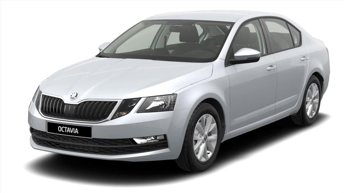 Škoda Octavia, 2019 - celkový pohled