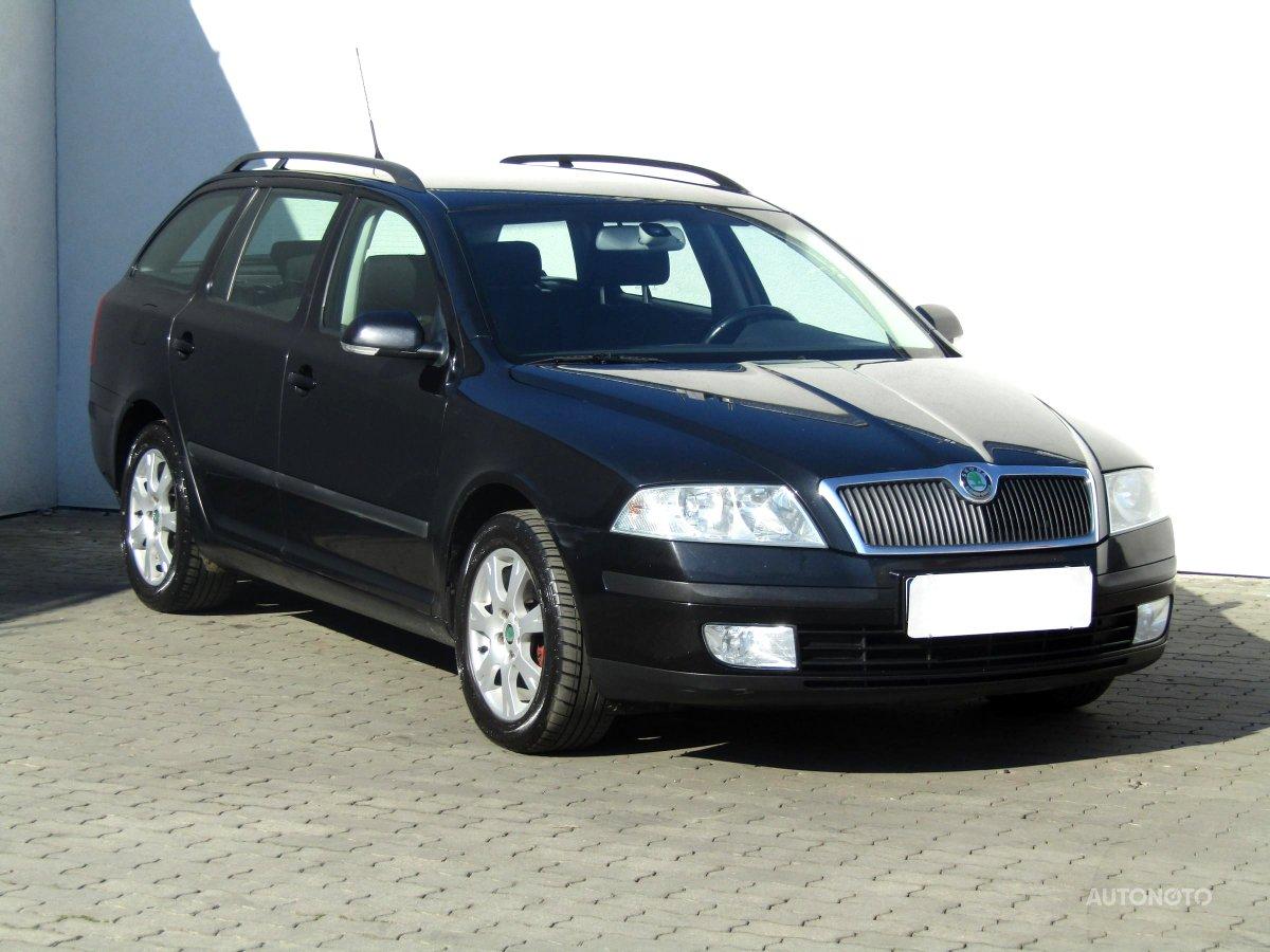 Škoda Octavia, 2006 - pohled č. 1