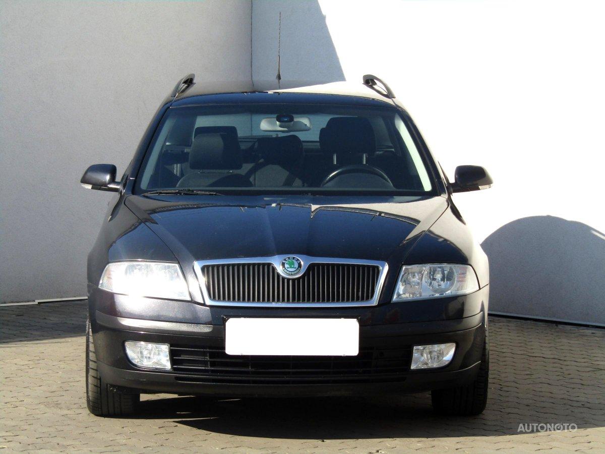 Škoda Octavia, 2006 - pohled č. 2