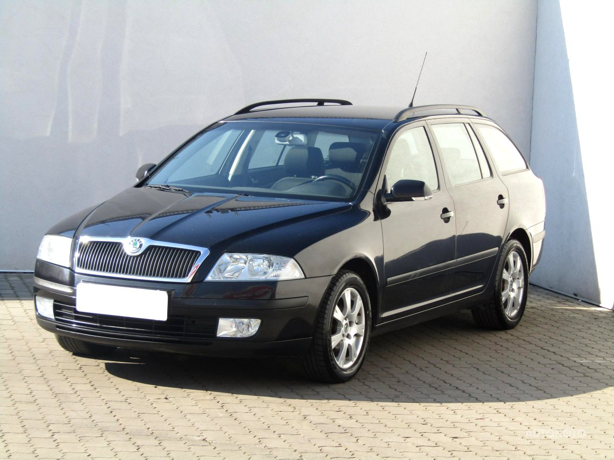 Škoda Octavia, 2006 - pohled č. 3