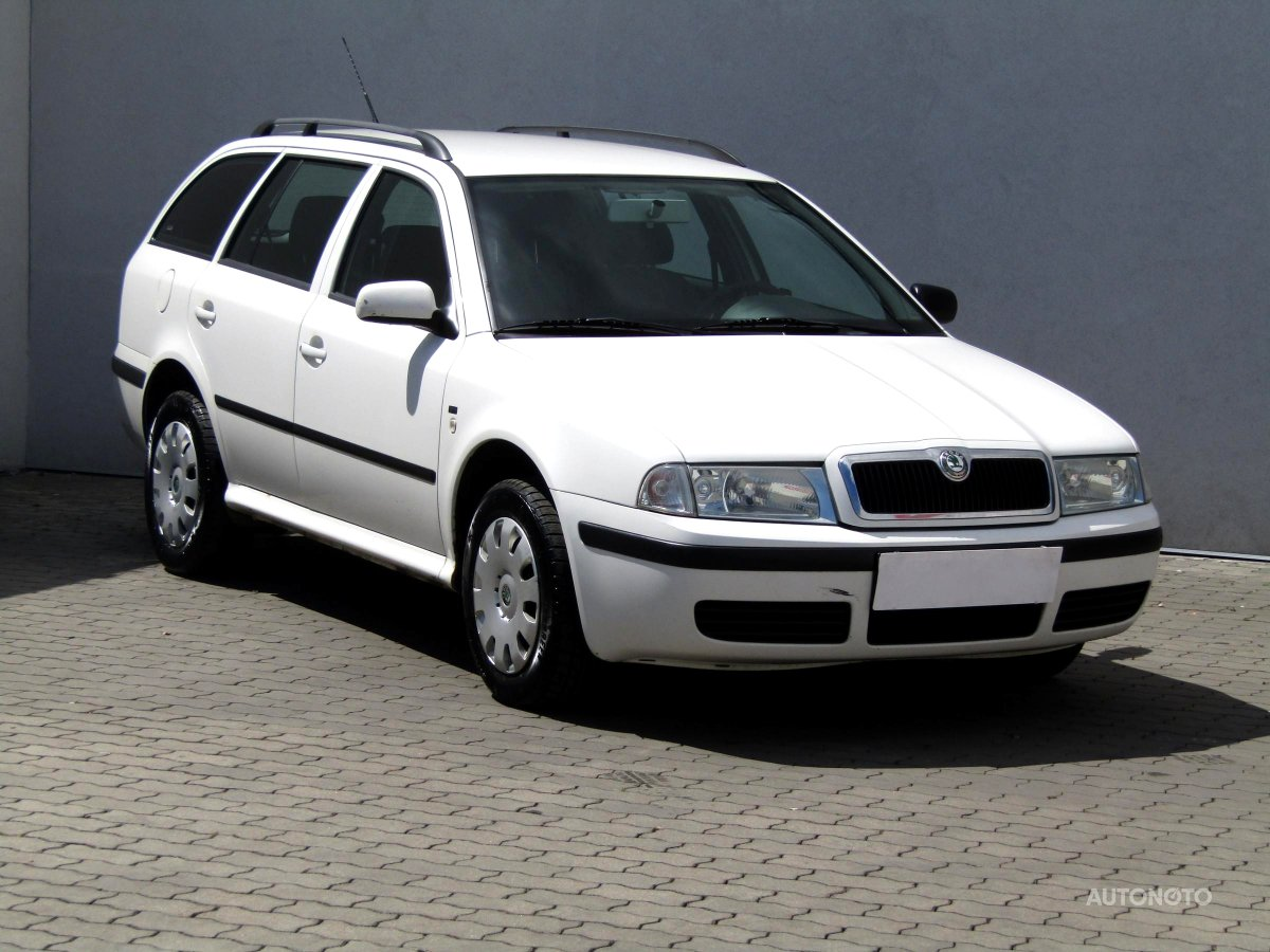 Škoda Octavia, 2005 - pohled č. 1