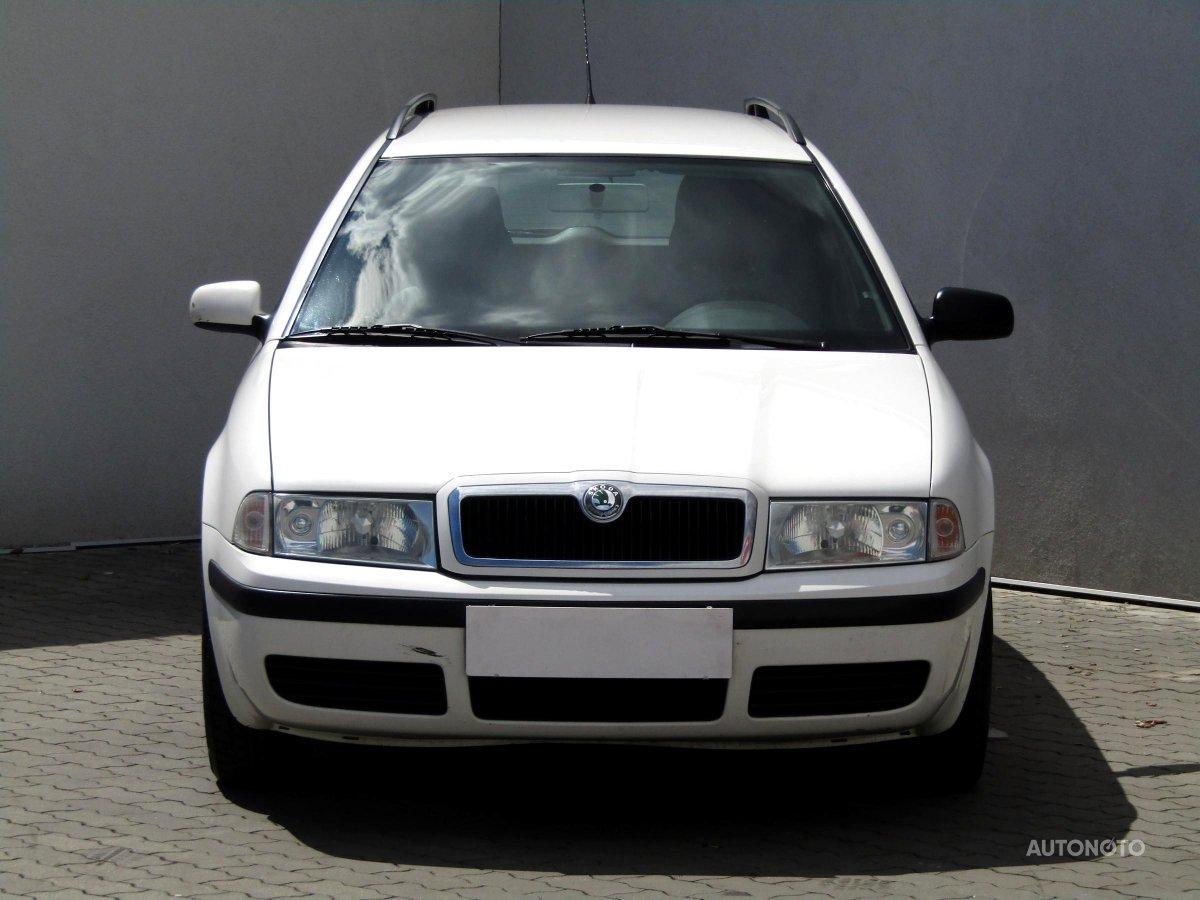 Škoda Octavia, 2005 - pohled č. 2