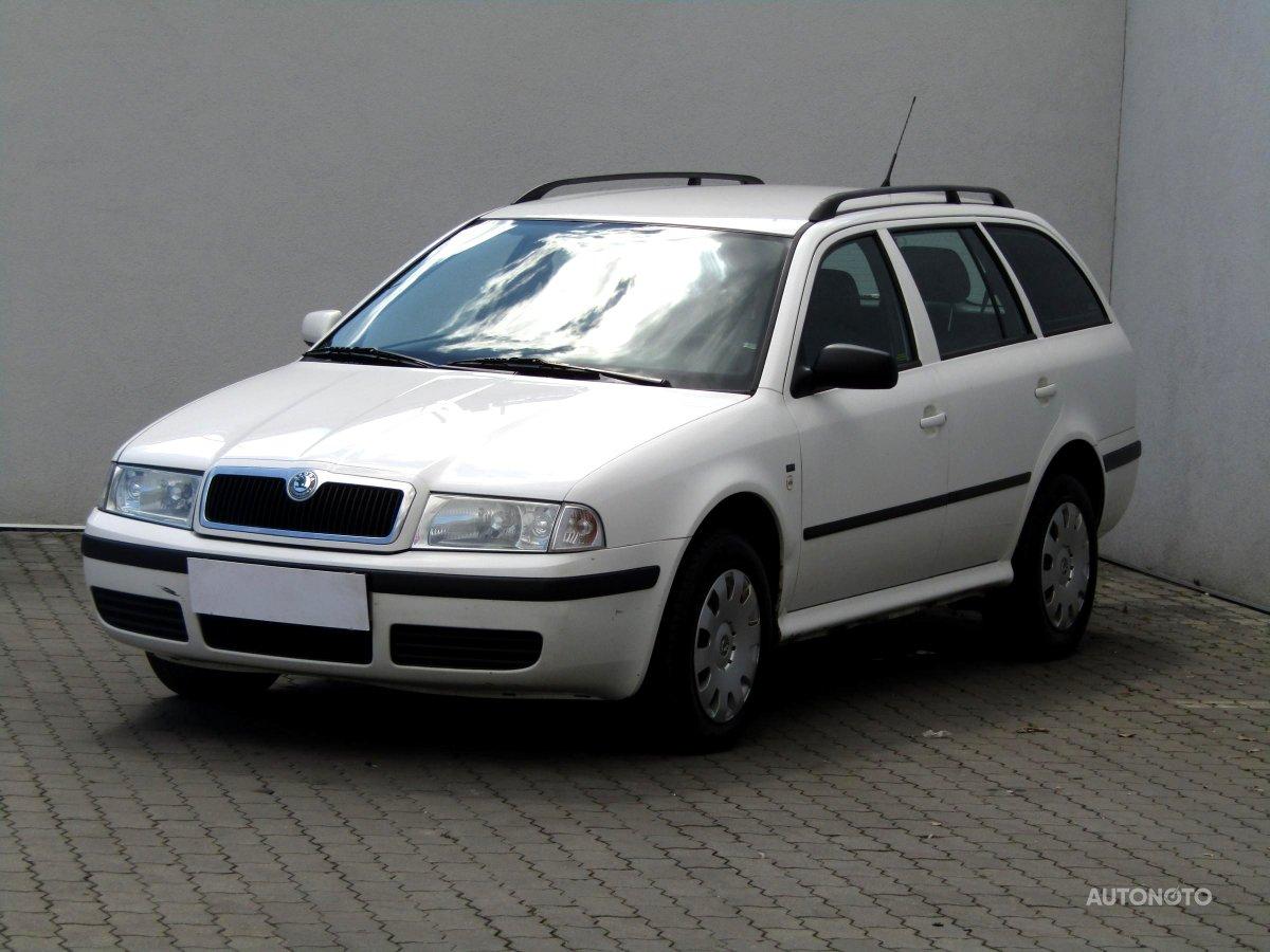 Škoda Octavia, 2005 - pohled č. 3