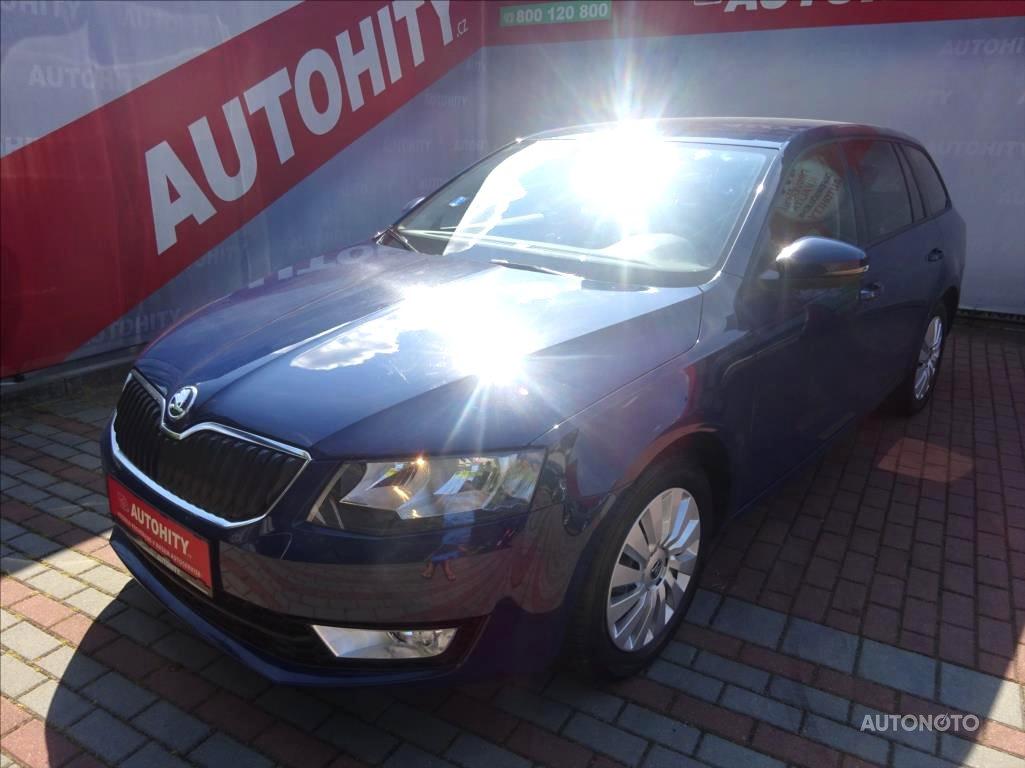 Škoda Octavia, 2013 - celkový pohled