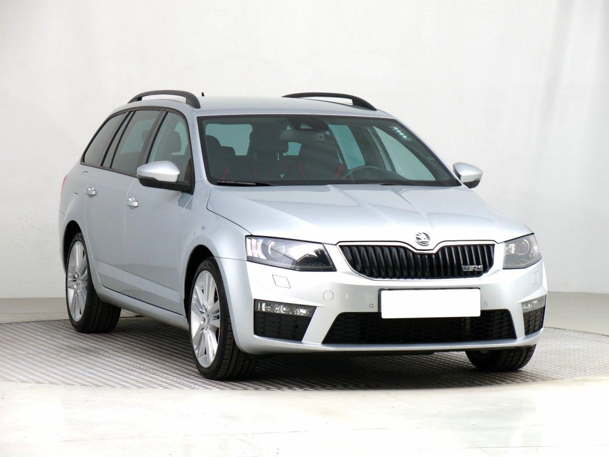 Škoda Octavia, 2015 - celkový pohled