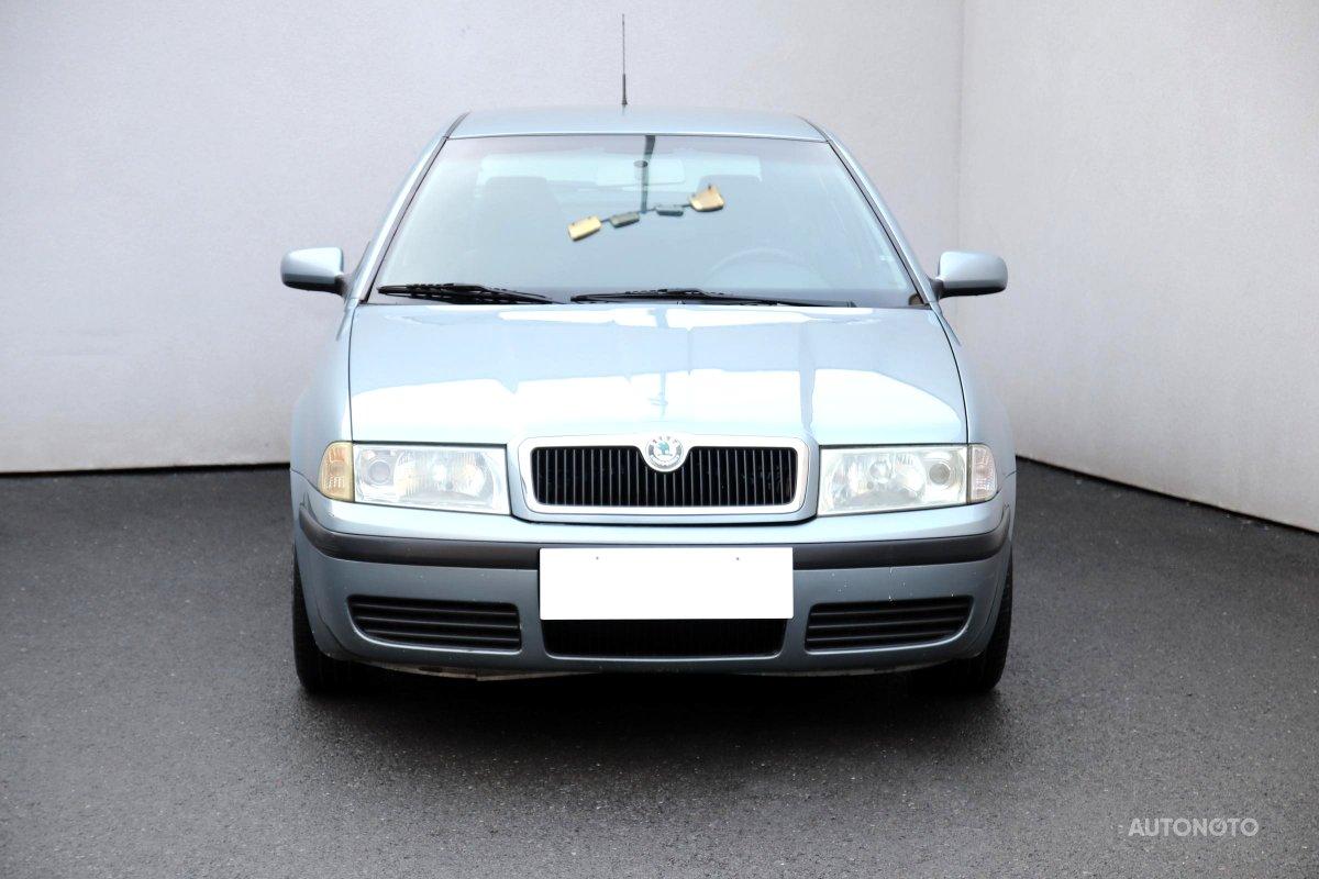 Škoda Octavia, 2003 - pohled č. 2