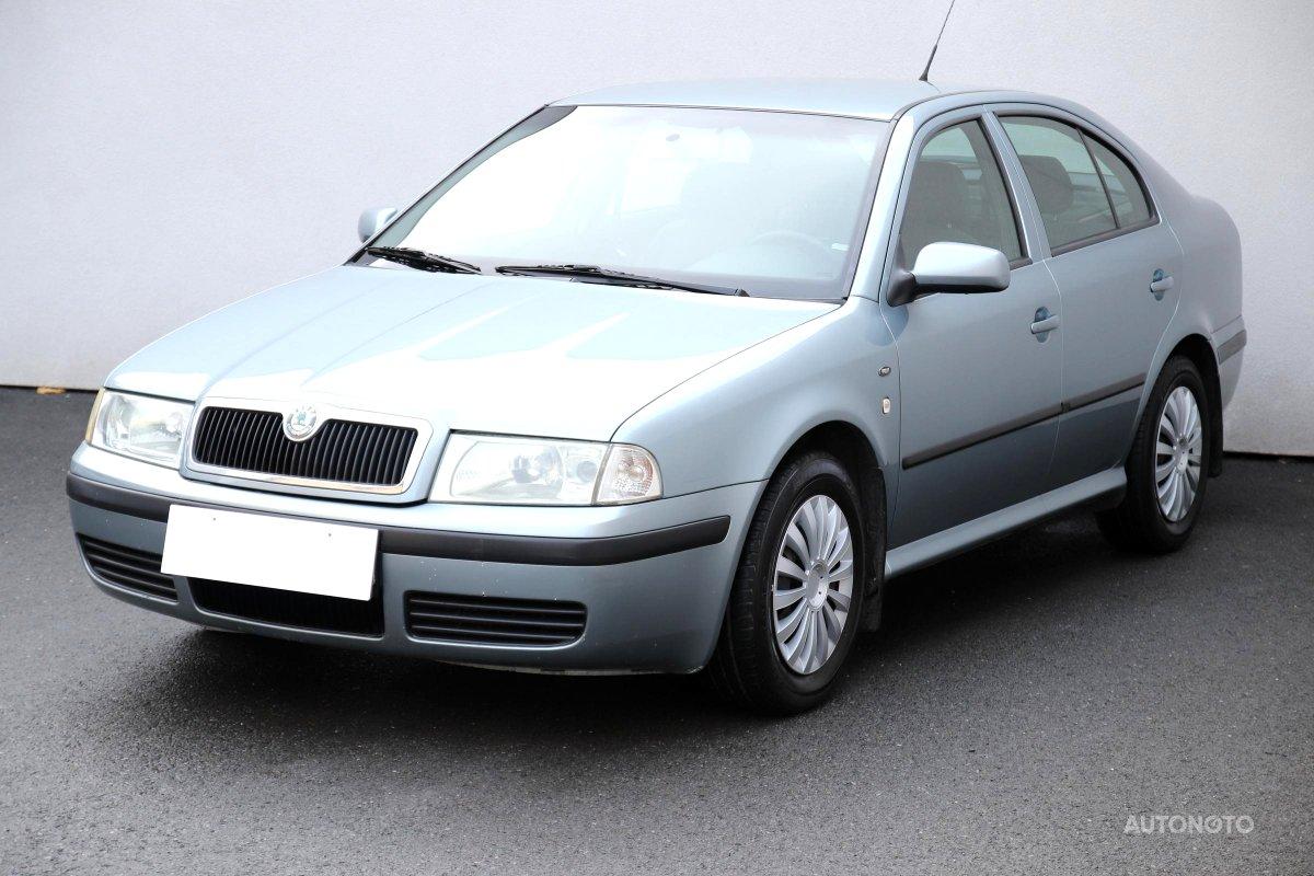 Škoda Octavia, 2003 - pohled č. 3