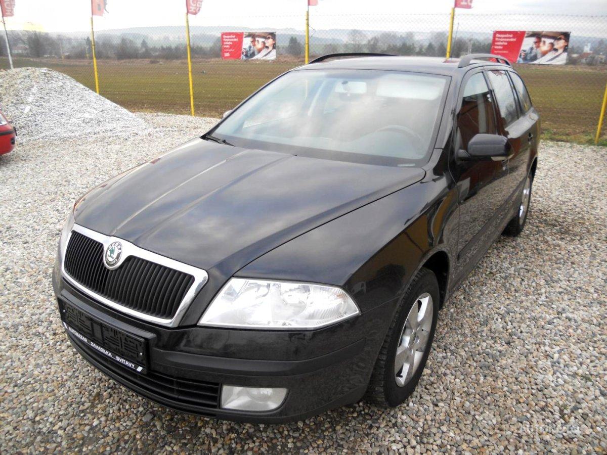 Škoda Octavia, 2008 - celkový pohled