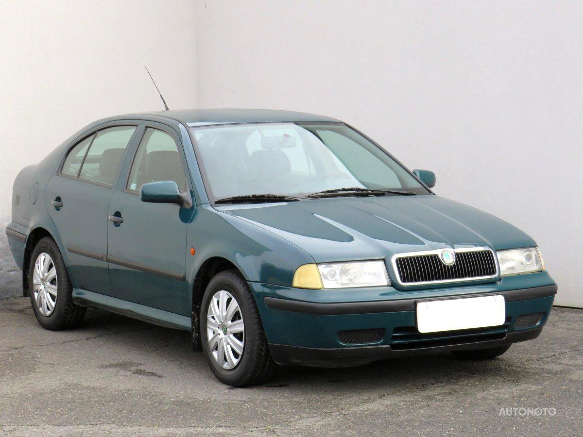 Škoda Octavia, 1998 - celkový pohled