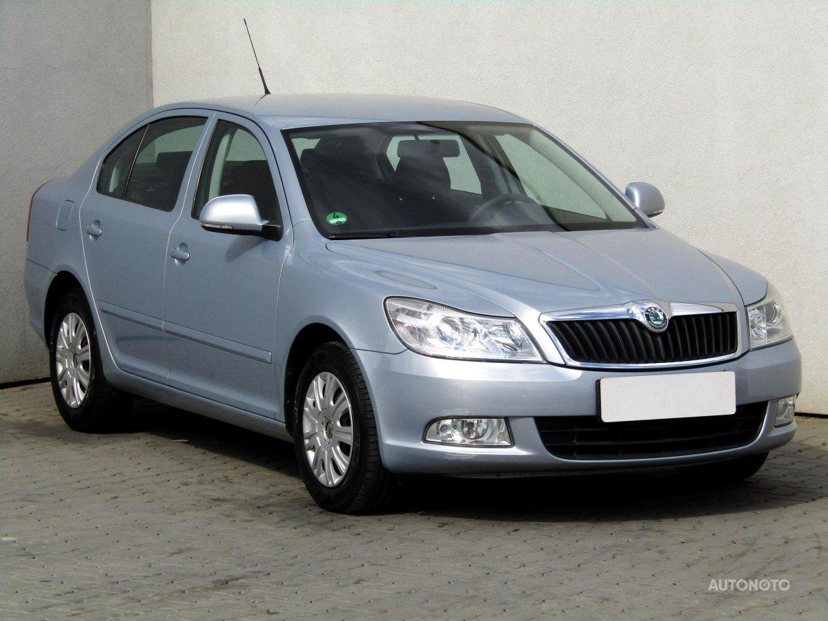 Škoda Octavia II, 2009 - celkový pohled