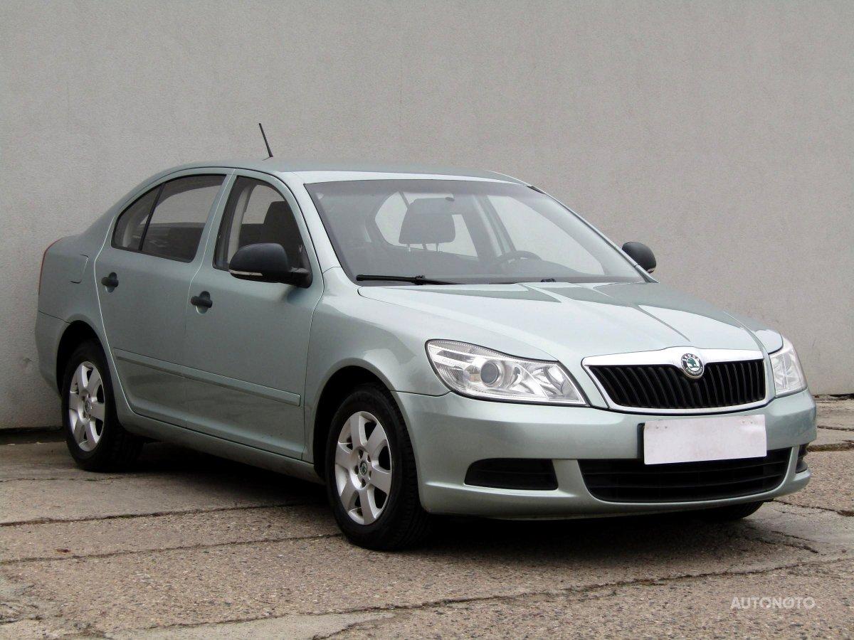 Škoda Octavia, 2010 - celkový pohled