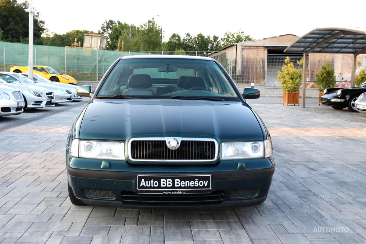 Škoda Octavia, 1997 - celkový pohled
