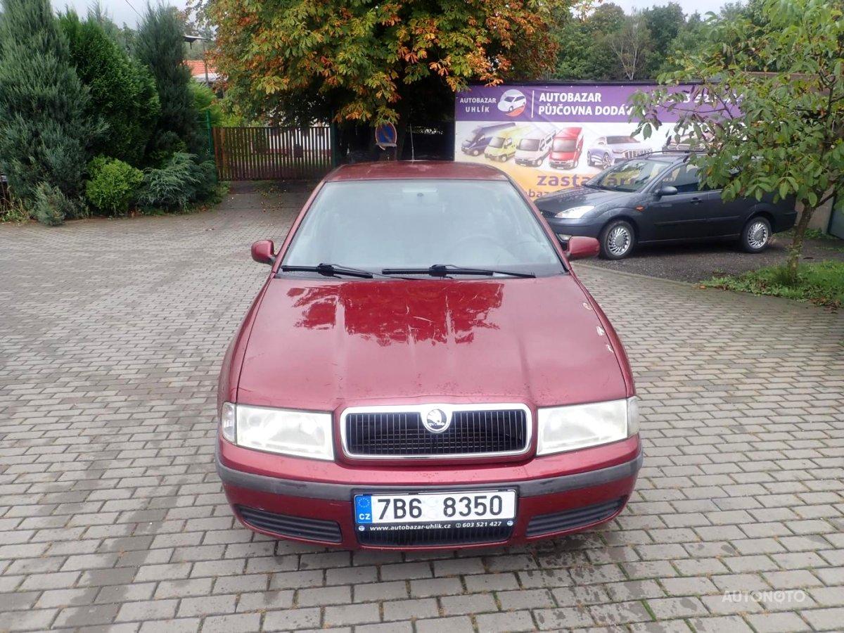 Škoda Octavia, 1999 - celkový pohled